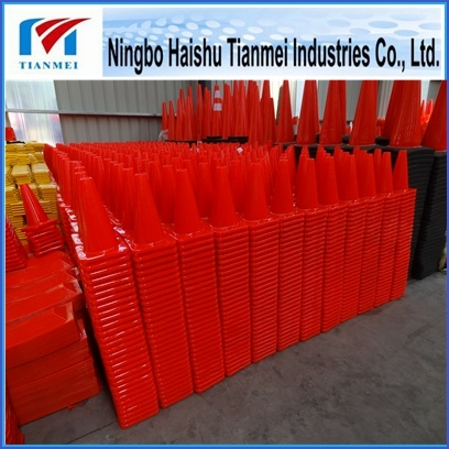 28′′ Height New PVC Traffic Cone, Road Safety Cone pictures & photos
