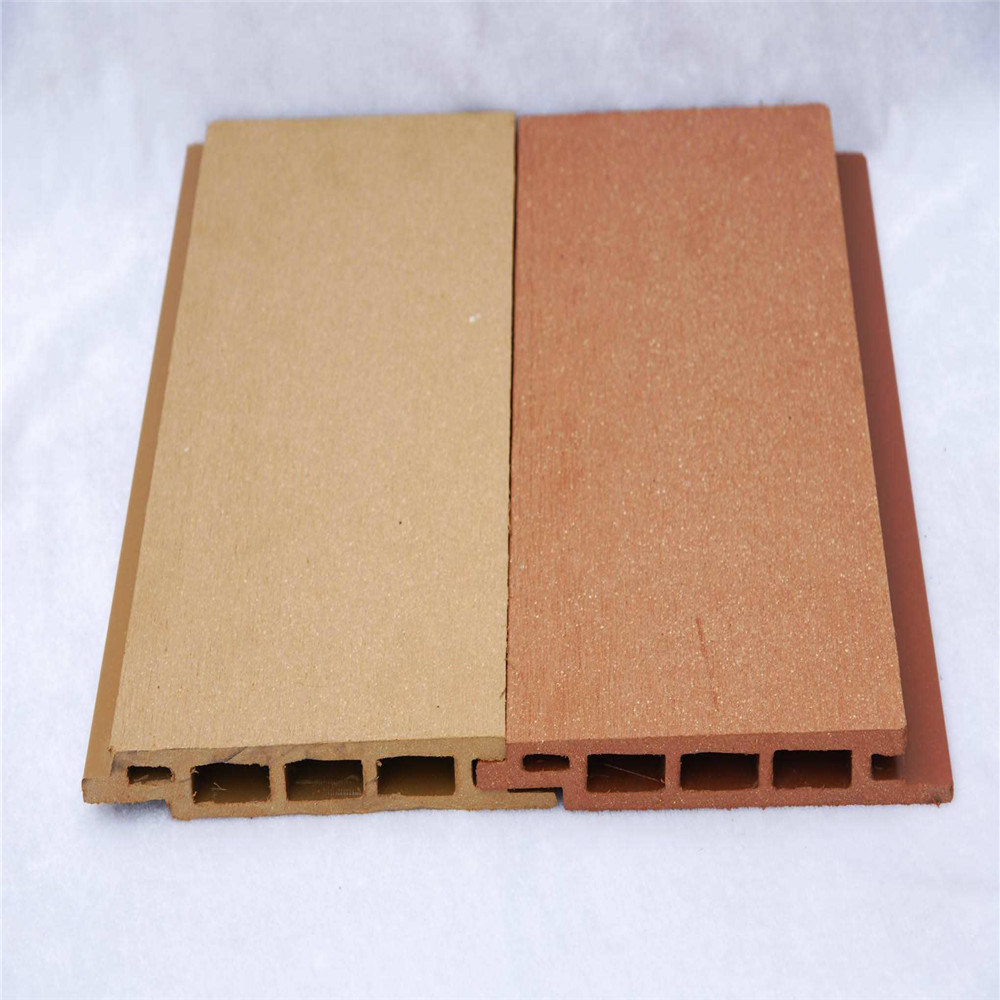 China Outdoor Decorative Wall Panel WPC Wood Plastic Composite Panel ...