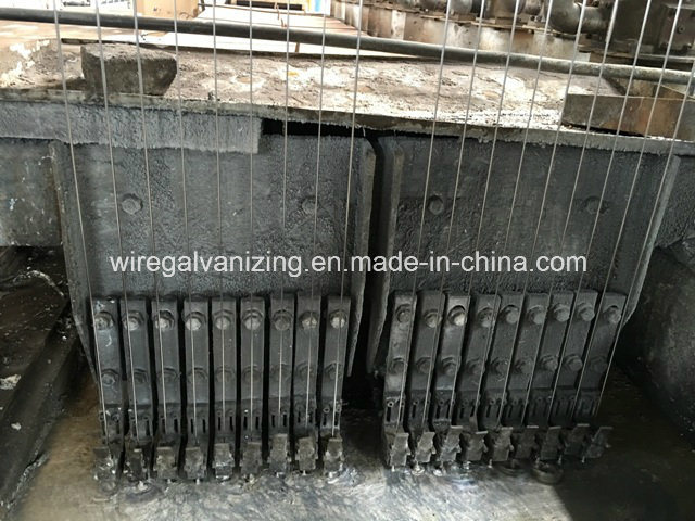 High DV Steel Wire Hot DIP Galvanizing Equipment