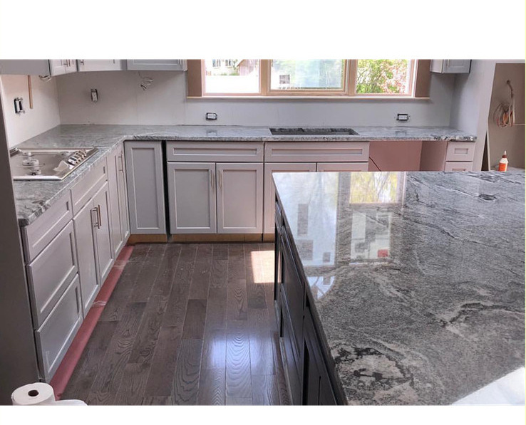 Quality China Viscont White Granite Slabs For Kitchen Countertop Flooring Wall Floor China Viscont White Granite White Granite