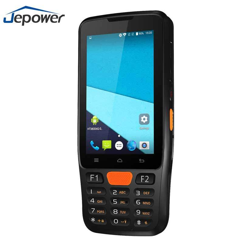 China Portable Hand Held Palm 1d 2d Qr Code Reader Portable Scanner Mobile Data Terminal Pda China Data Terminal Pda And Pda Barcode Scanner Price