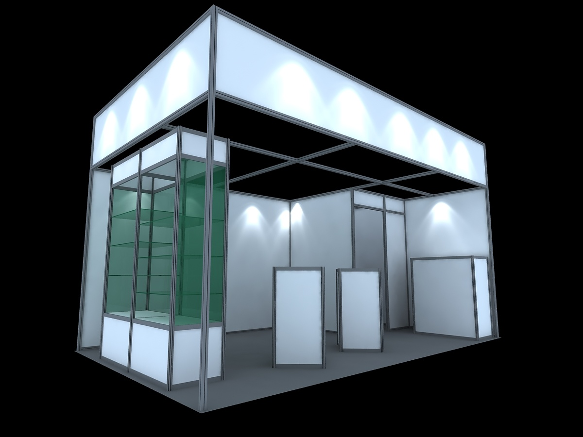 Exhibition Shell Scheme : China shell scheme exhibition booth for trade show display show