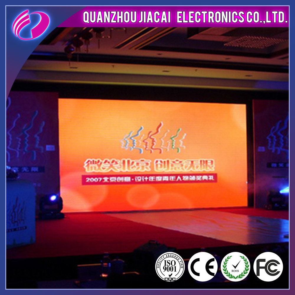[Hot Item] P5 Indoor Full Color LED Backdrop Screen for Stage Performance