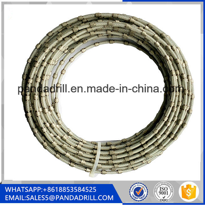 China Diamond Wire Saw for Granite Cutting Photos & Pictures - Made ...