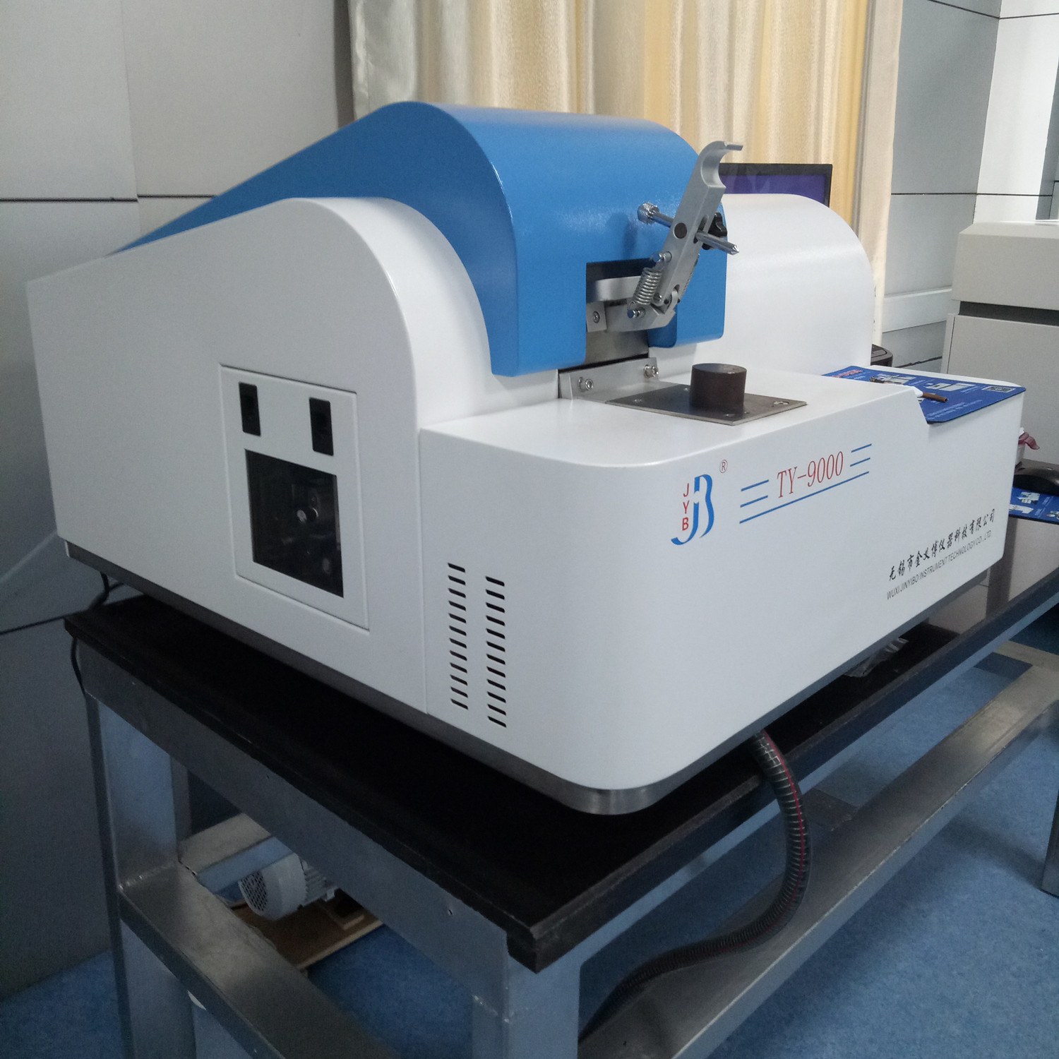 China Optical Emission Spectrometer Spark Direct Reading Result Photos &  Pictures - Made-in-china.com