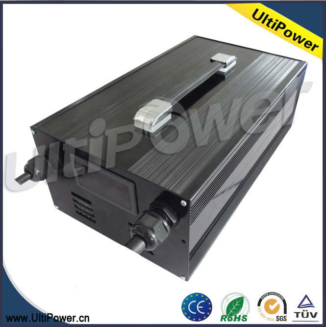 24V Volt 300Ah 30A Lead Acid Battery Charger Reverse Pulse Chargring AGM,AGL