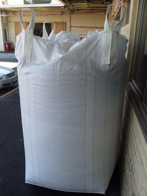 China Hot Sale Big Bag Pp Sand Cement Rice Bag Photos Pictures