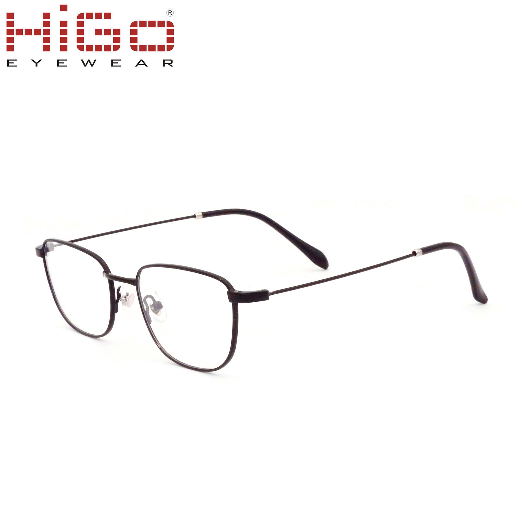China Wholesale Glasses Full Rim Optical Frame Metal Eyewear China ...