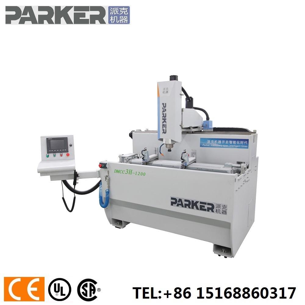 China Fanuc Software Aluminium Machine Center Photos