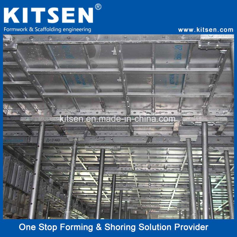 [Hot Item] Aluminum High Tolerances Concrete Panel Formwork System for Sale