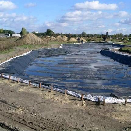 1 2mm Epdm Pond Liner Rubber Roofing Underlayment