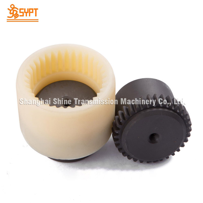 Nylon Gear Coupling Used on Pumps