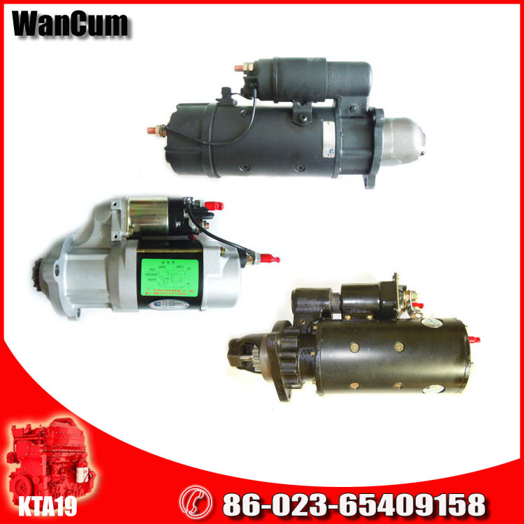 Cummins Starter Motor for Nt855, K19, K38, K50