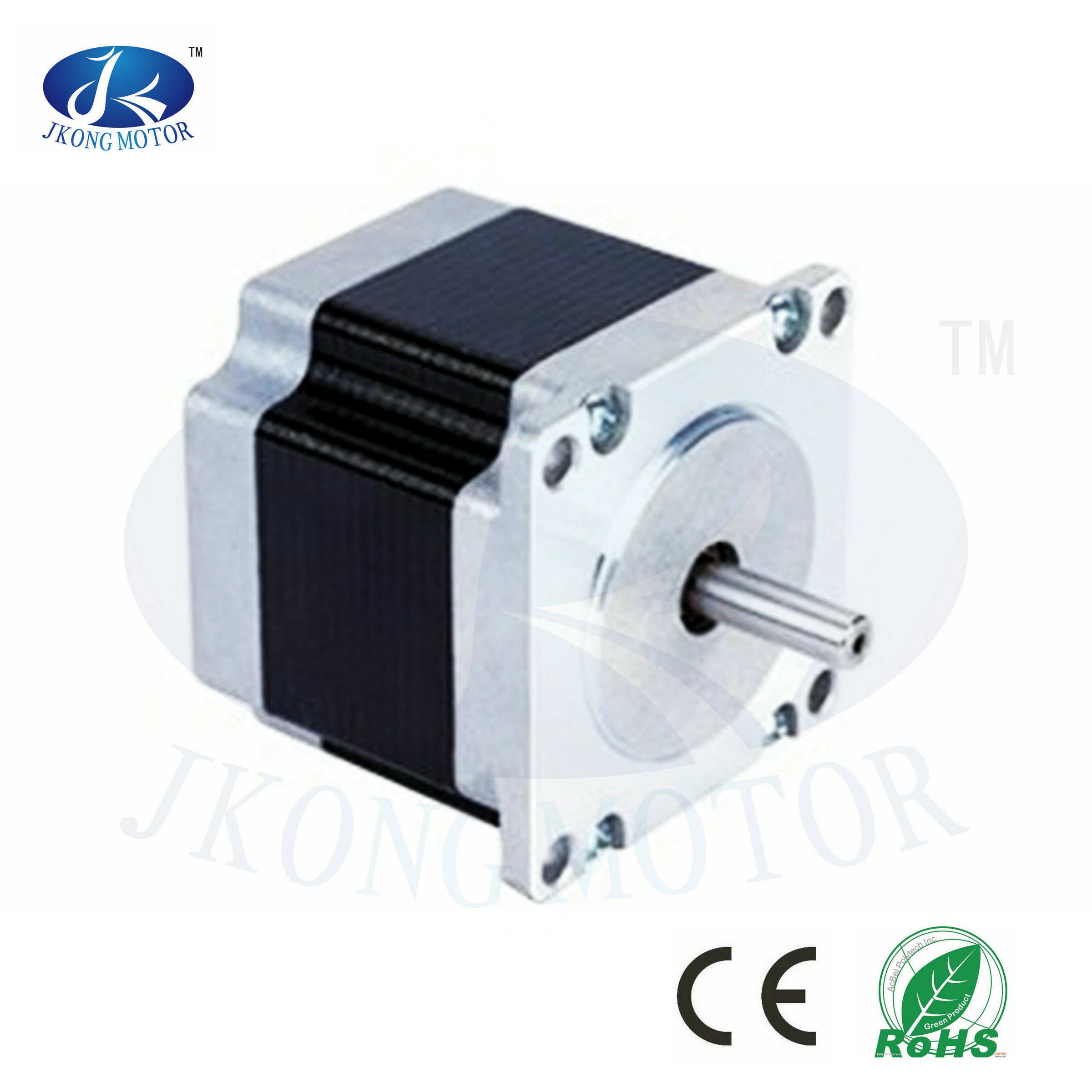 0.9degree NEMA23 High Precision 2phsae Hybrid Stepper Motor pictures & photos