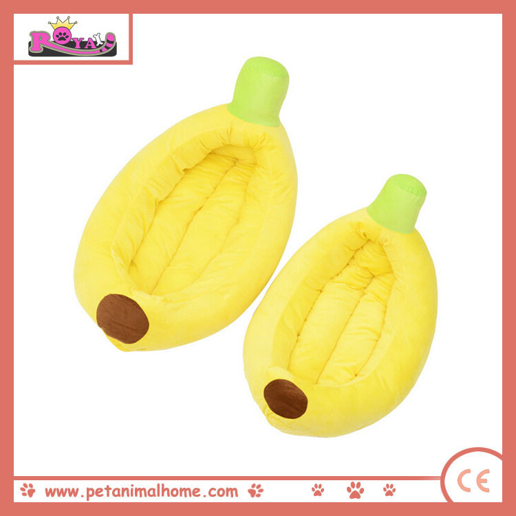 Banana Pet Bed for Dogs