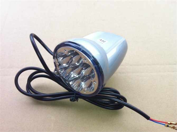 Eelcectic Scooter Spare Parts 36V 48V LED Light