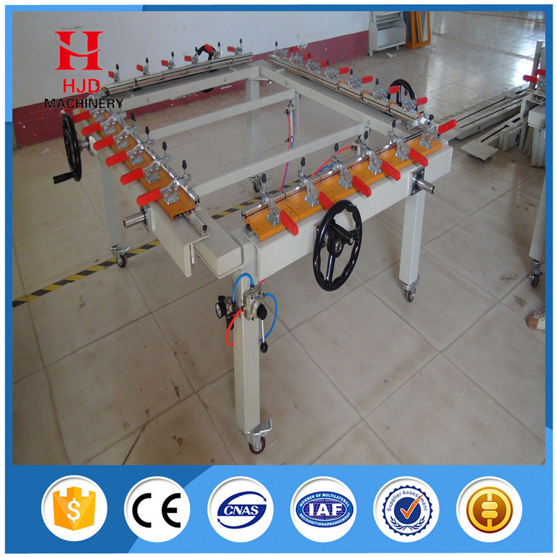 Chain Wheel Screen Stretching Machine pictures & photos