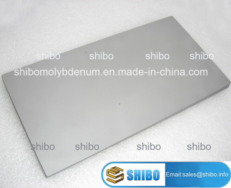 High Temperature Mla Molybdenum Plates pictures & photos