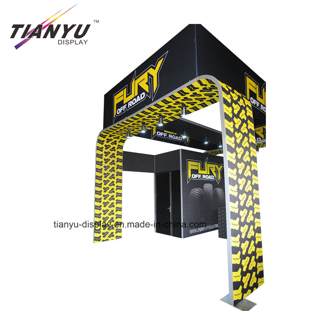 Exhibition Booth Stand : China tire design element modular trade show stands exhibition