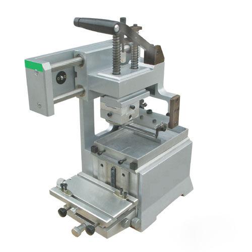 China Tabletop Manual Open Ink Tray Pad Printing Equipment