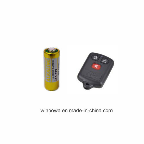 China 23a 12v Battery For Garage Door Opener China Remote Control