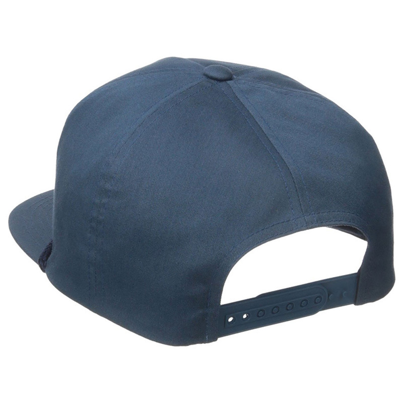 64cf16309fb China Custom Unstructured Embroidery Patch Nylon Rope Snapback Cap ...