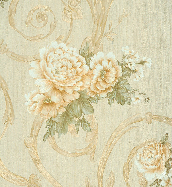 China Wall Decoration Wallpaper with Cec Certificate Dh101 - China ...