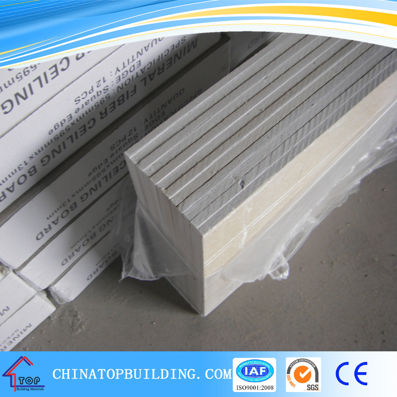 Fine Fissured Armstrong Standard Mineral Fiber Ceiling Board System