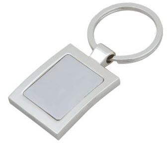 Laser Keyring, Lase Logo on Mertal Key Chain (GZHY-KC-015) pictures & photos