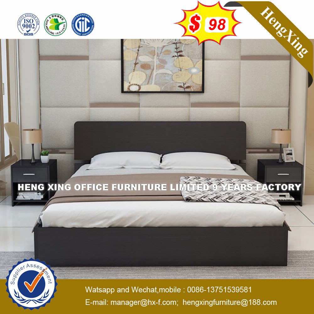 Monterey   Royal Pine Wood environment Bed (HX-8NR0685) pictures & photos