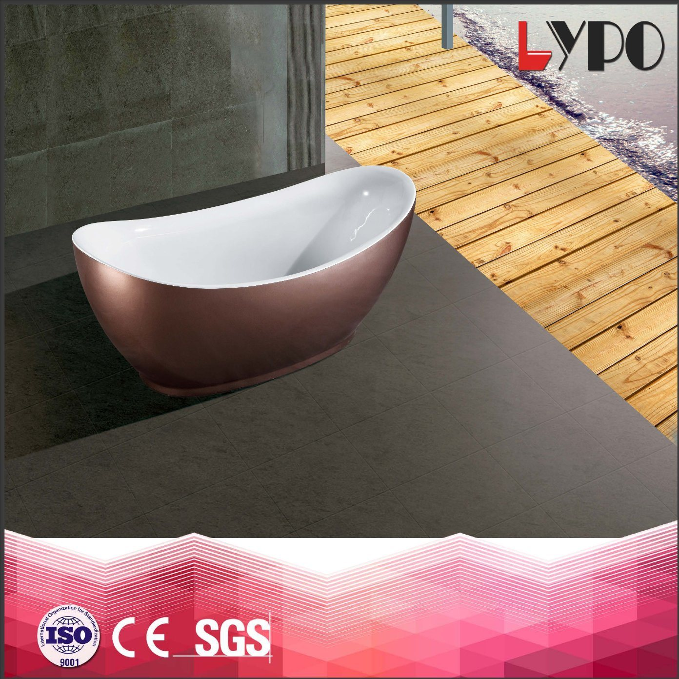 China K-8703 Best Selling Free Standing Bath Tub, Upc/CSA Soaker ...