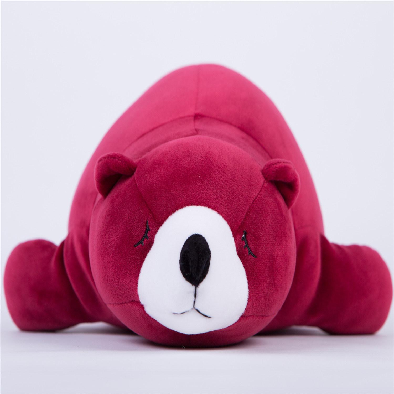 China 5 Feet Custom Plush Red Panda Giant Teddy Bear China Plush