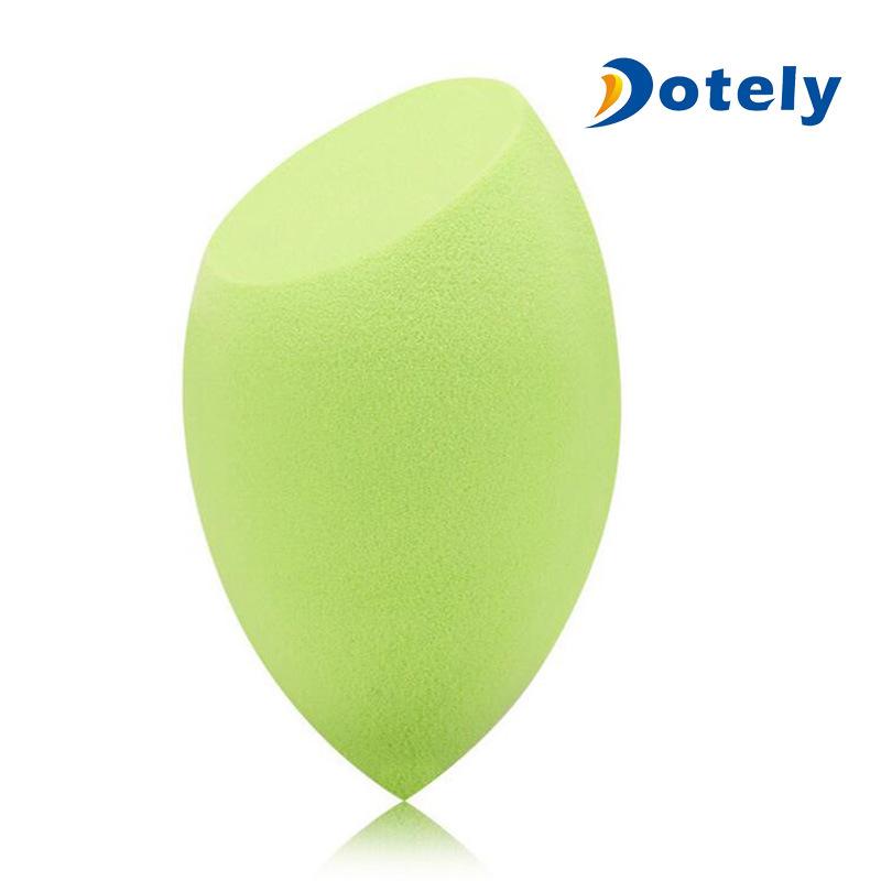 [Hot Item] Green Vegan Makeup Sponge for Powder Cream or Liquid Application