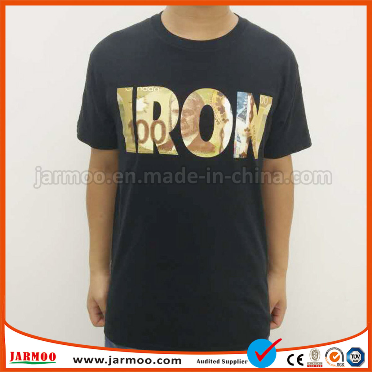 China Fashionable Comfortable Women T Shirt With Custom Logo China