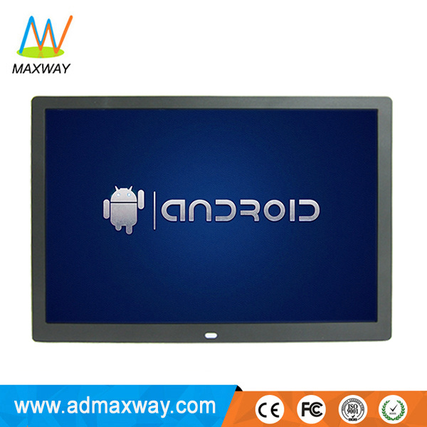 China Android 3G 4G WiFi Wireless LCD 15 Inch Digital Photo Frame ...