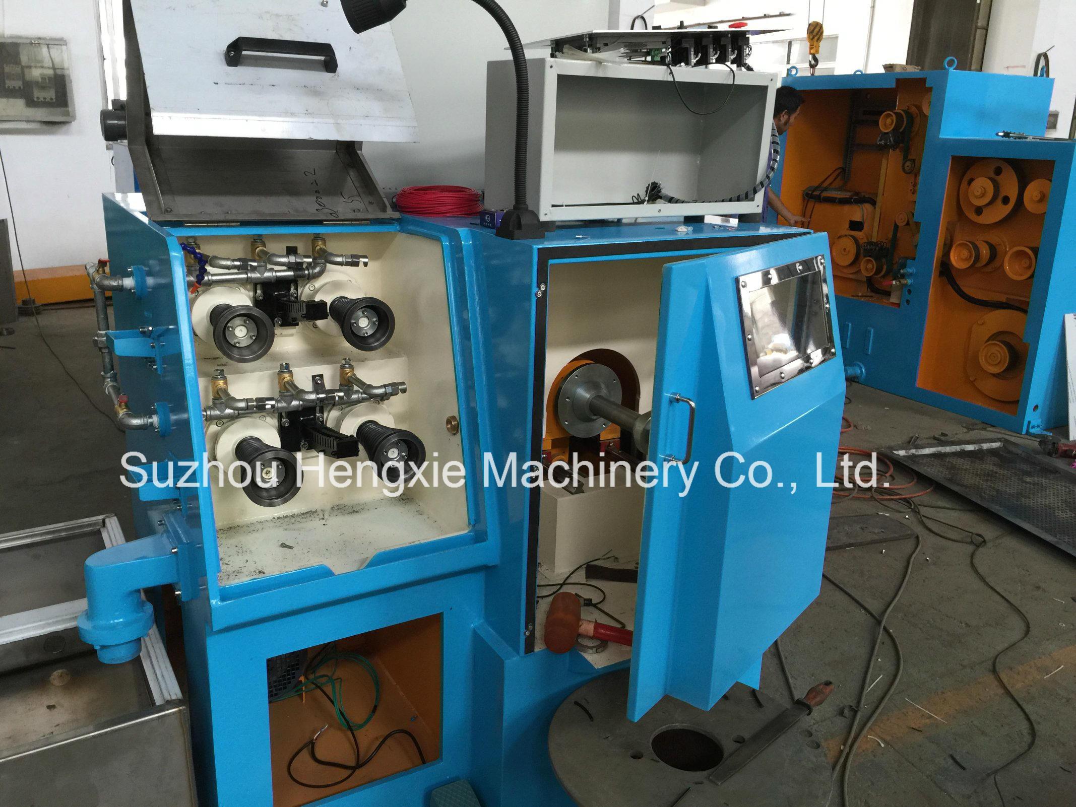 China Made in China 24vx Super Fine Copper Wire Drawing Machine ...