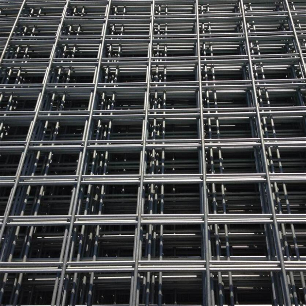 China 4X4 Galvanized Welded Wire Mesh Panel (FACTORY) - China ...