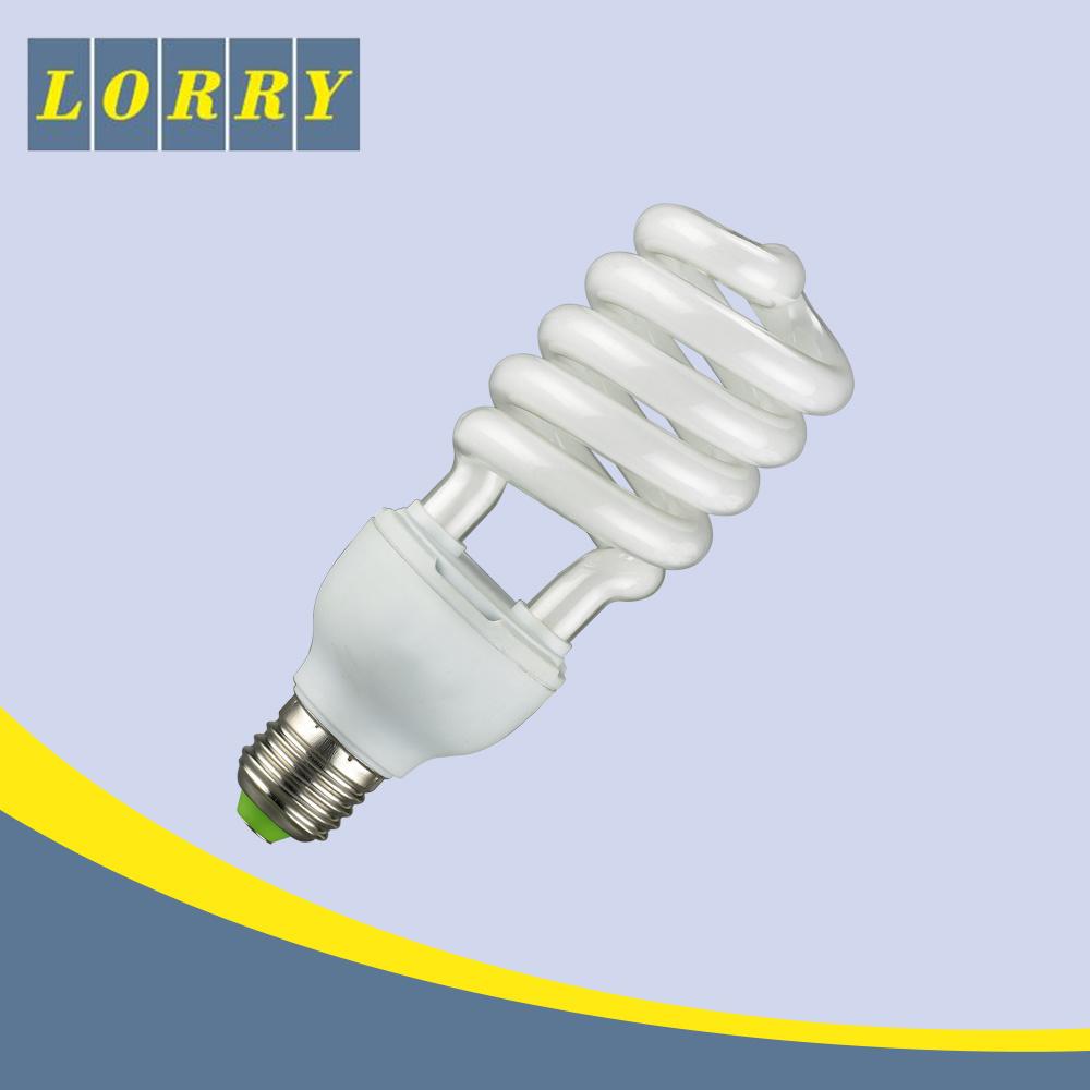 china cfl half spiral energy saving bulb 26w coil bulb china