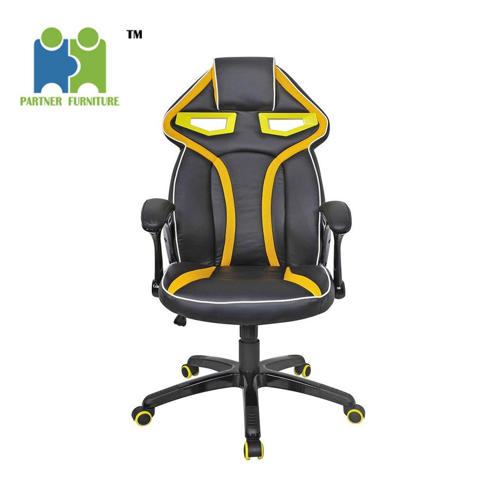 Hot Item Grape Partner Modern Style Bucket Seat Gaming Desk Chair Office Racing