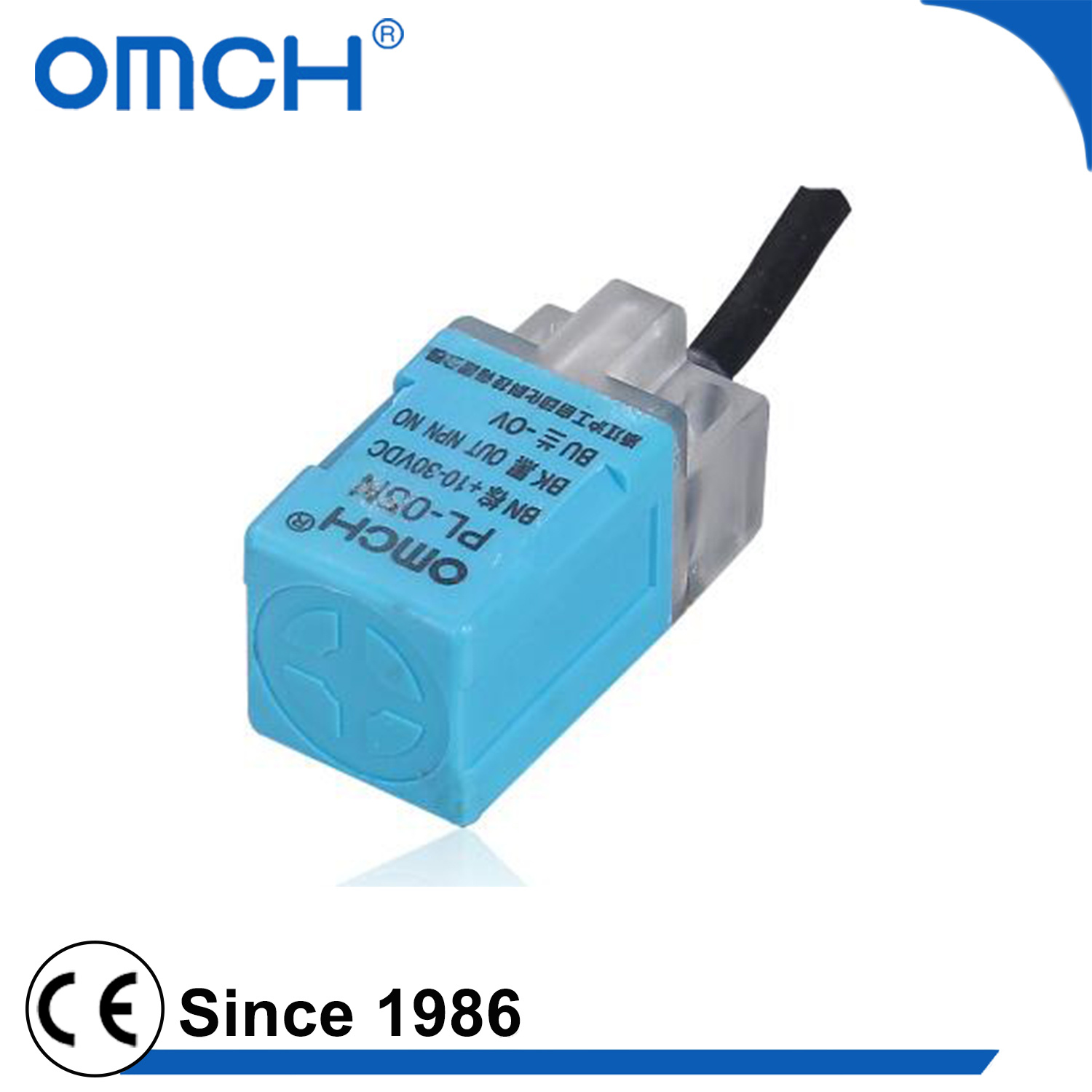 China Pl-05 Pl-08 Series Detecting ABS Unshielded Square Type ...