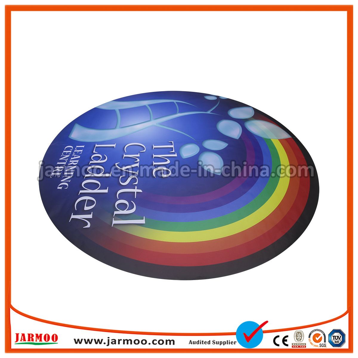 China custom logo decals waterproof car stickers china custom sticker pvc sticker