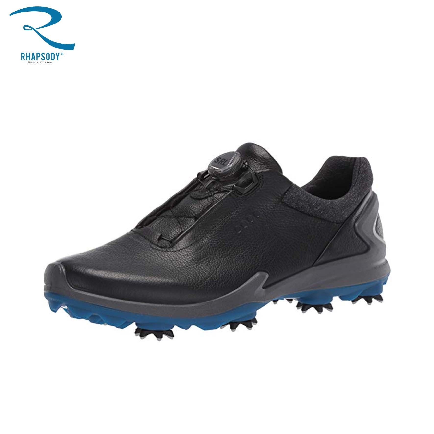 China Golf Shoes with Real Leather and