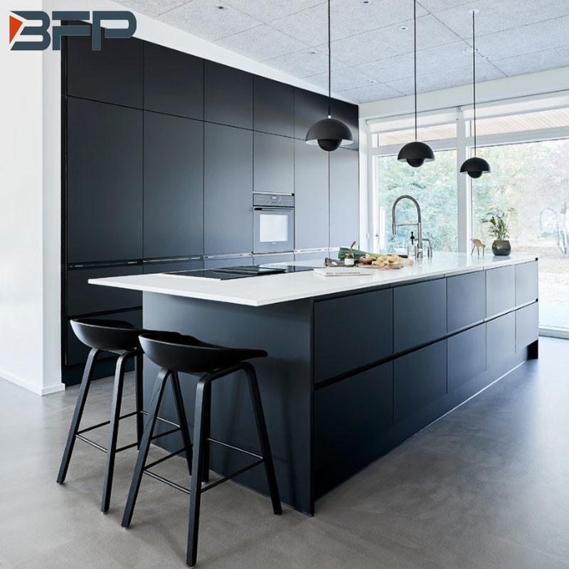 China Clic Danish Style Black Door