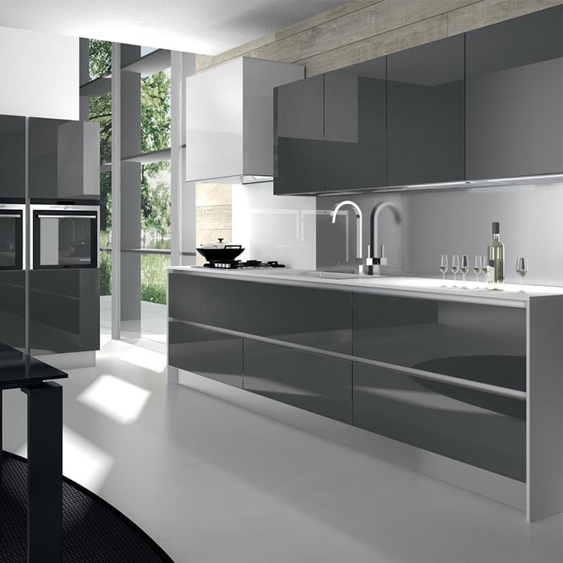 China Modern Furniture High Gloss MDF Lacquer Finish