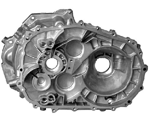 China Precision Metal Die Casting / Die Casting Parts for Auto Motor ...