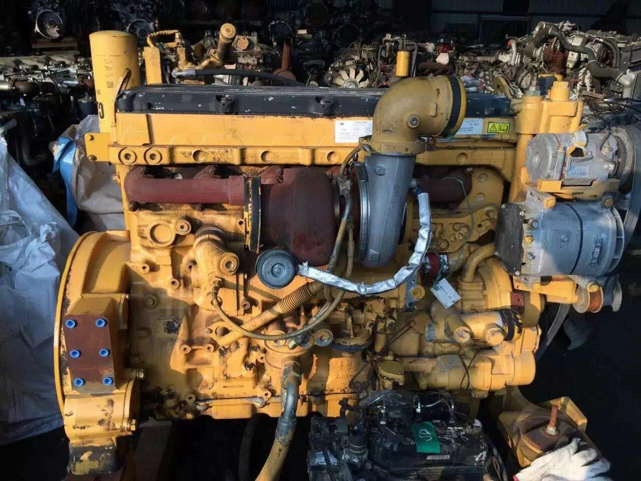 [Hot Item] Caterpillar C3456/C18/C4 4/C6 6/C7/D337 Engine for Excavator