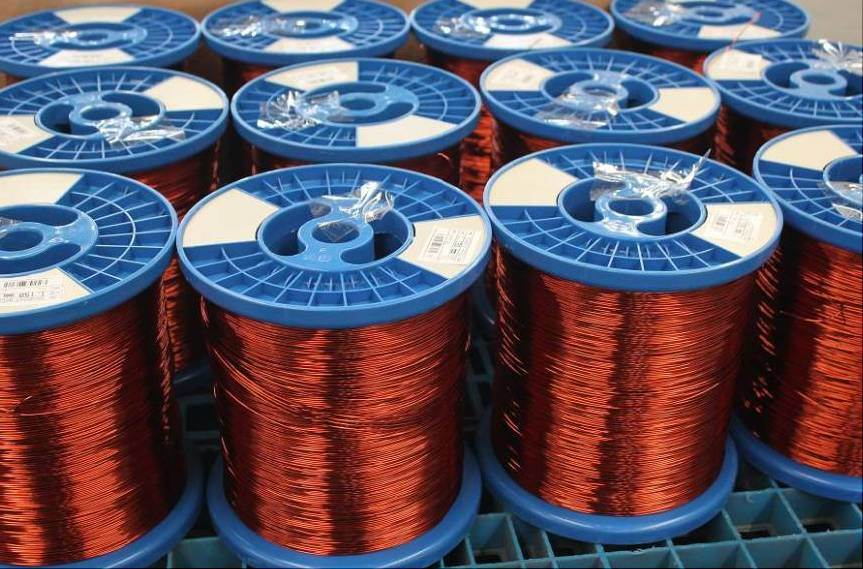 China Ei/Aiw Enameled Copper Wire - China Polyester, Pew/130