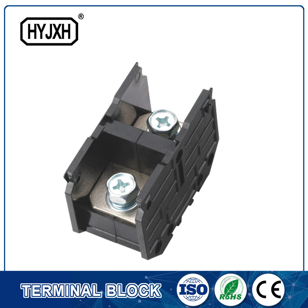 China Fj6d 300 01 One Inlet Multi Outlet Guide Rail Type Connection Multiple Electrical Receptacles On The Same Circuit Are Connected In Terminal Deca Blocks Negative Bloc