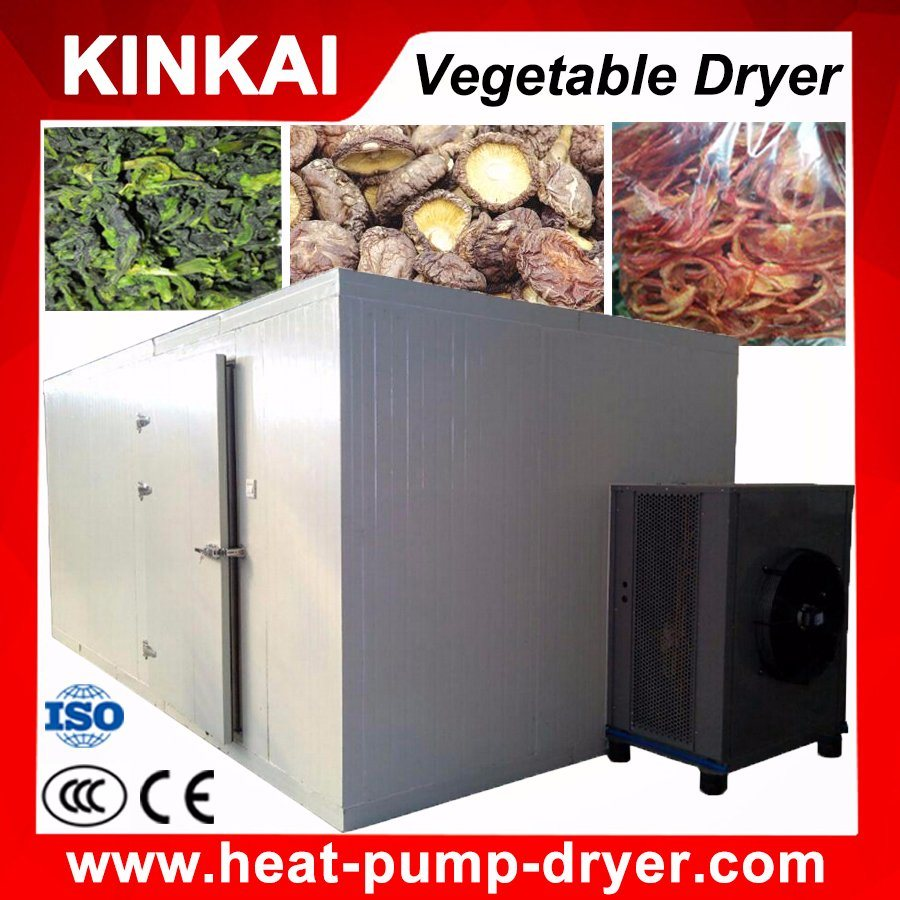 Energy Saving 1000kg Per Batch Type Vegetable Dryer pictures & photos