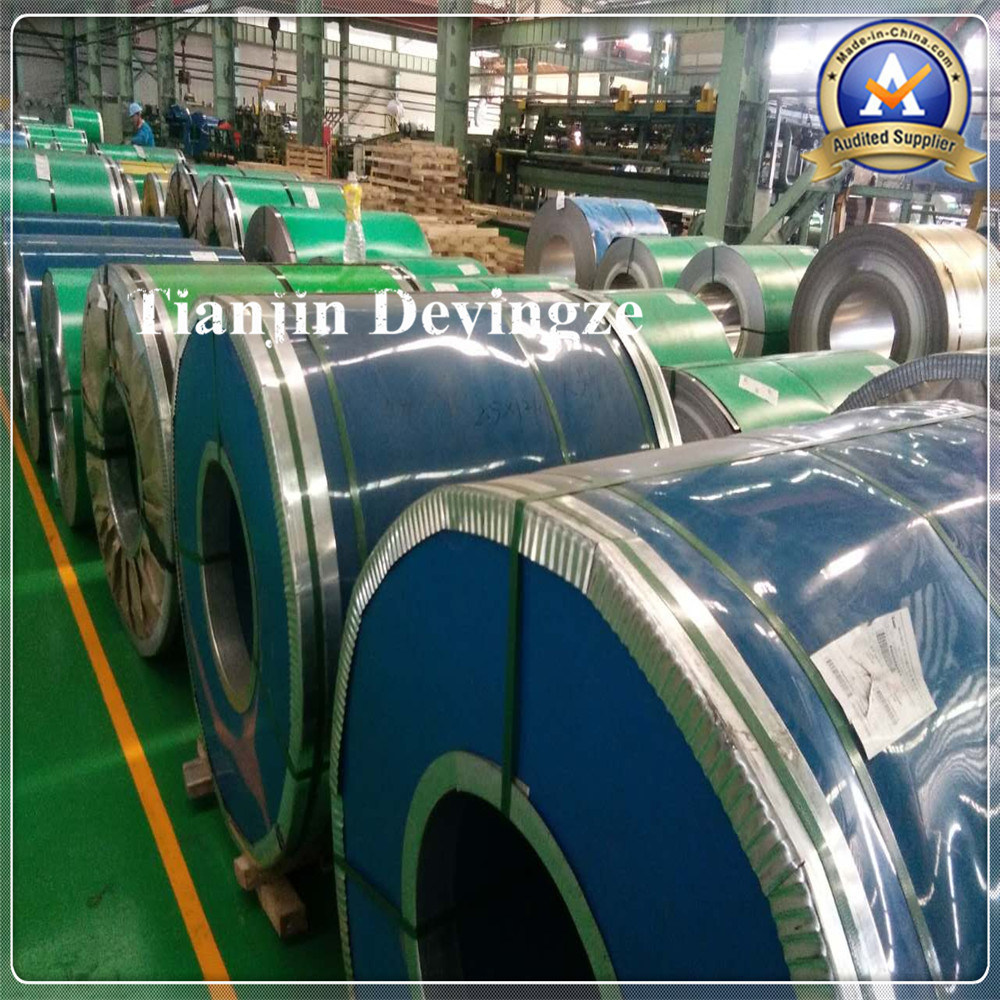 Stainless Steel Strip Galvanized Steel Coil pictures & photos